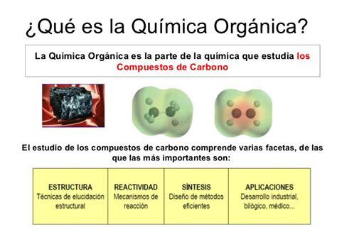 Química Organica I Introducción (3416) 1ro 2011