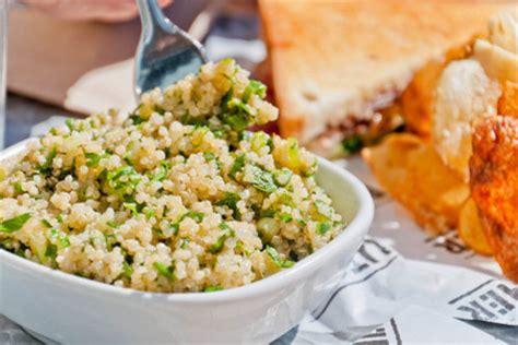Quinoa: propiedades, beneficios, preparación y recetas ...
