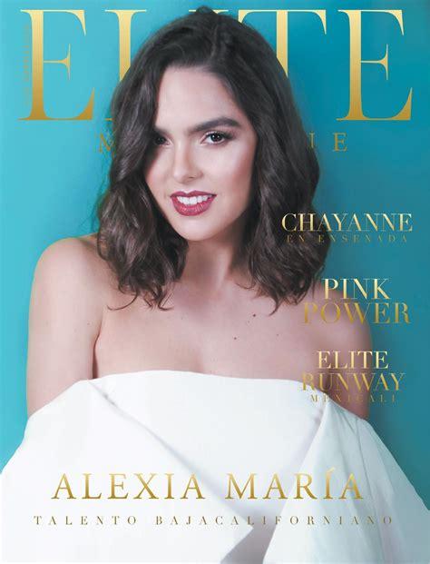 Quinta edición by ELITE magazine   issuu