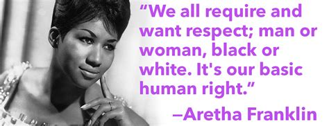 Quotes about Aretha Franklin (60 quotes)