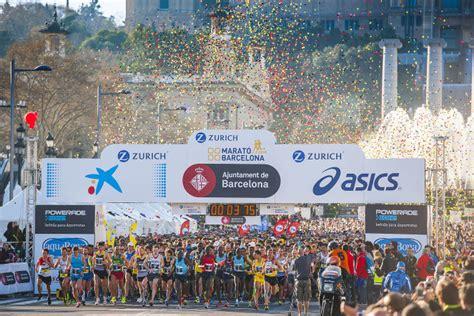[Race Report] Barcelona Marathon : running