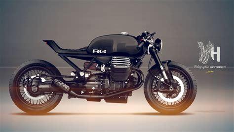 Racing Cafè: Cafè Racer Concepts - Moto Guzzi Cafè Racer ...