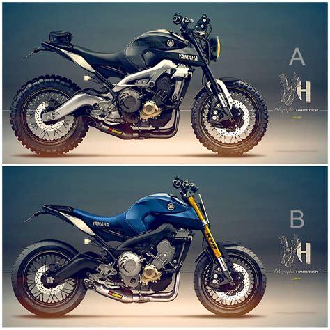Racing Cafè: Cafè Racer Concepts - Yamaha MT-09 by ...