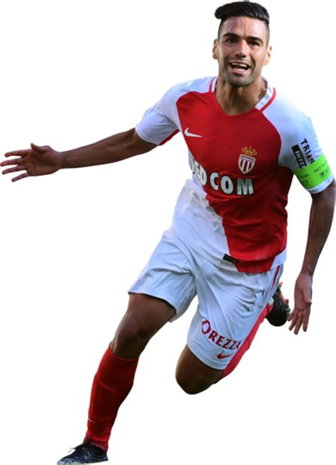 Radamel Falcao football render - 29700 - FootyRenders
