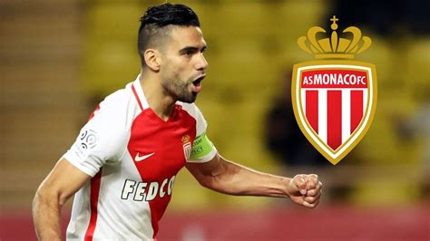 Radamel Falcao Goal Show 2016-2017 AS Monaco - YouTube
