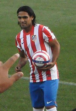 Radamel Falcao - Wikipedia, den frie encyklopædi