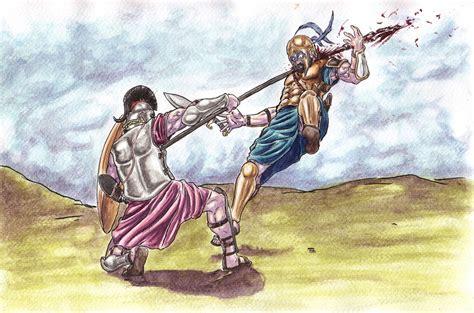 Radical Destroyer: Ilustraciones de  La Iliada  3