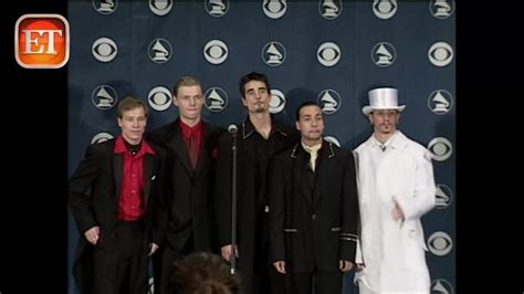 Radio bsb: Video & Articulo: BSB en Grammys Flashback 1999