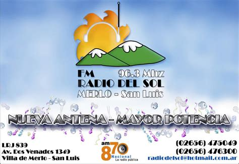 ::Radio del Sol 96.3 Mhz::