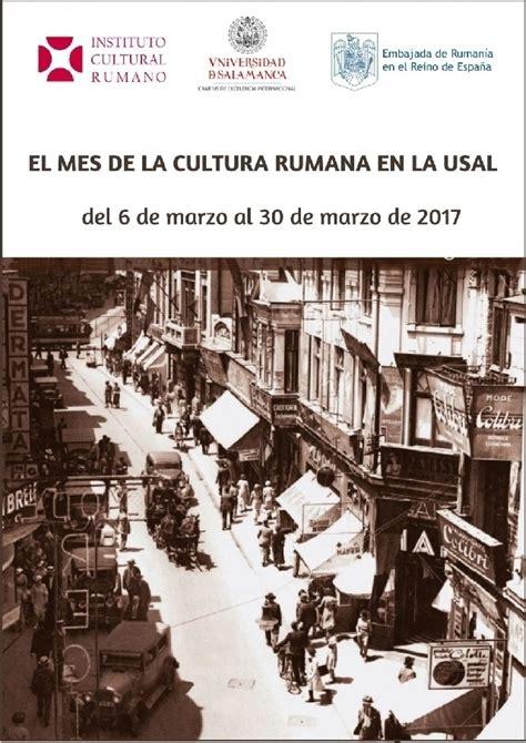 Radio Romania International - El mes de la cultura rumana ...