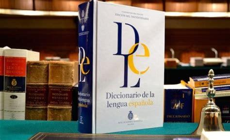 RAE lanza diccionario académico en Internet
