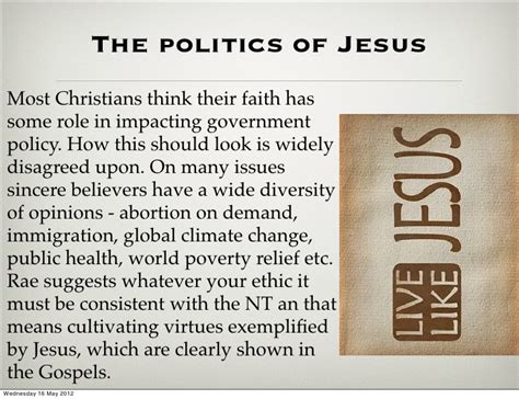 Rae, Moral Choices: Ch2 - Christian ethics - Part C