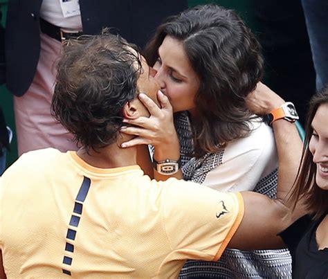 Rafa Nadal, el beso del campeón