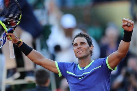 Rafa Nadal:  Es uno de mis Roland Garros más especiales