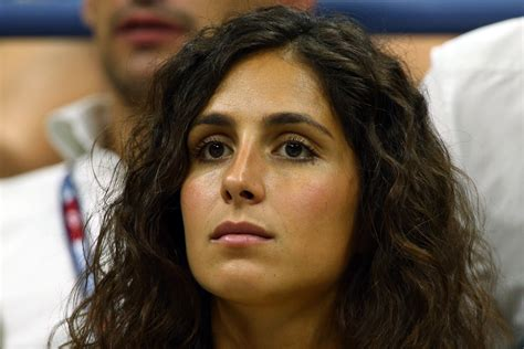 Rafa Nadal girlfriend Maria Francisca Perello at US Open ...