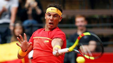 Rafa Nadal   Kohlschreiber: Resultado de la Copa Davis