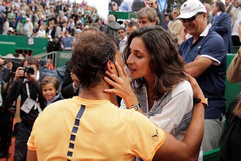 Rafa Nadal y Xisca, campeones en el amor y en la pista   Chic