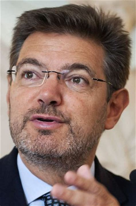 Rafael Catalá Polo será el nuevo ministro de Justicia ...