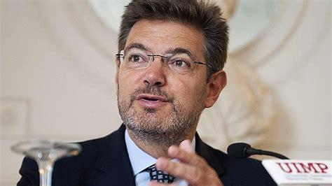 Rafael Catalá releva a Gallardón en el Ministerio de Justicia