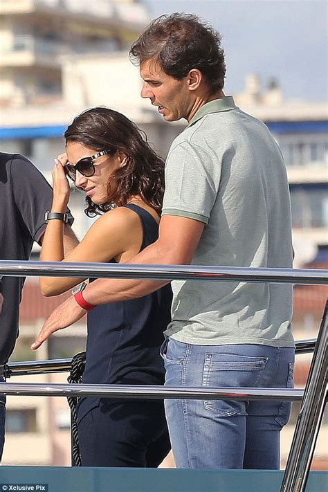Rafael Nadal and girlfriend Xisca Perello go luxury yacht ...