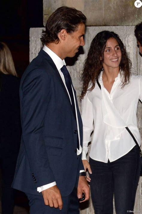 Rafael Nadal et sa compagne Xisca Perello   Obsèques du ...