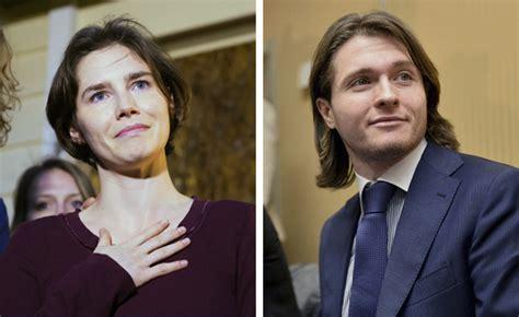 Raffaele Sollecito, Amanda Knox Still  Friends  – Through ...