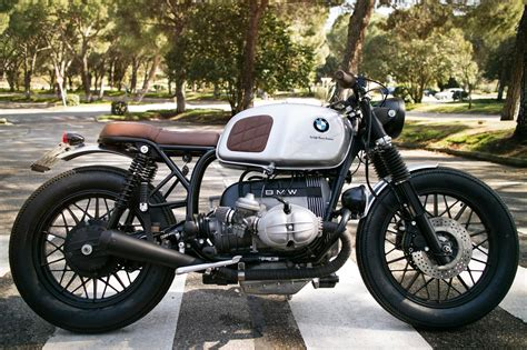 Rai Robledo Blog: Mi BMW R100 por Cafe Racer Dreams