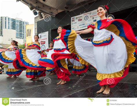 Raices Latinas: Traditional Colombian Dance In Toronto ...