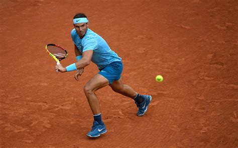 Rain halts Rafa on Chatrier - Roland-Garros - The 2018 ...