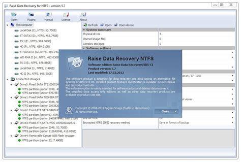 Raise Data Recovery FAT/NTFS 5.7 [Full] [Inc. Medicina ...