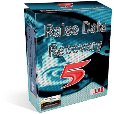 Raise Data Recovery for FAT/NTFS 5.3 te permite recuperar ...