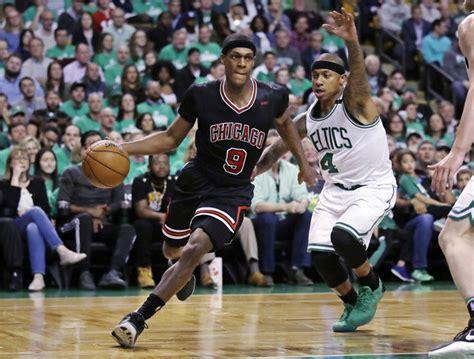 Rajon Rondo injury: Chicago Bulls announce guard out ...