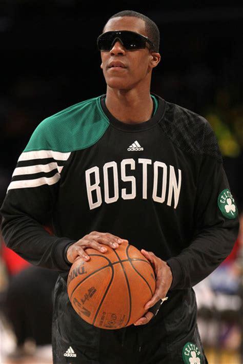 Rajon Rondo Pictures - Boston Celtics v Los Angeles Lakers ...