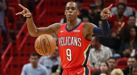 Rajon Rondo's record 25 assists power Pelicans past Nets ...