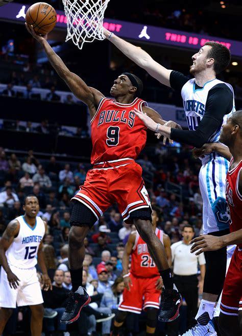 Rajon Rondo s return to lineup inspires Bulls to end skid ...