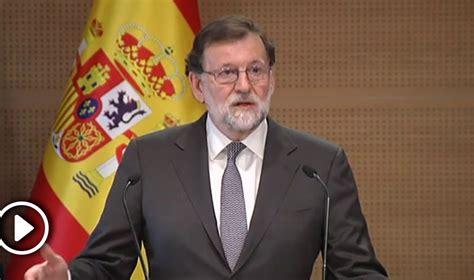 Rajoy ataca a C's: