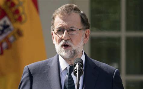 Rajoy comparecerá hoy para hacer una declaración sobre el 1 O