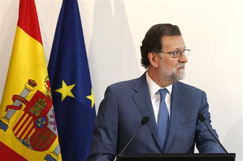 Rajoy condena el atentado de Mánchester y expresa sus ...