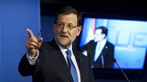 Rajoy da a conocer hoy sus declaraciones de renta y de ...