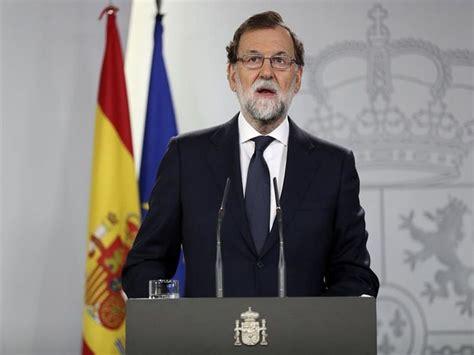 Rajoy disuelve el Parlamento y convoca elecciones ...
