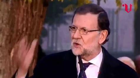 Rajoy, el alcalde y los vecinos   YouTube