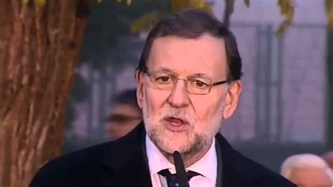 Rajoy  Es el alcalde el que quiere que sean los vecinos el ...