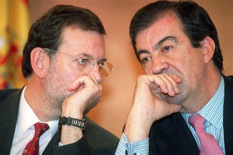 Rajoy guarda el informe sobre la corrupción de Cascos