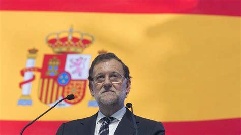 Rajoy insiste en una inexactitud histórica para hablar de ...