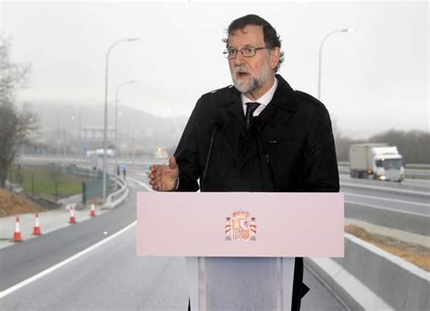 Rajoy pide sensatez en Cataluña para disipar la ...