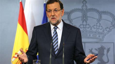 Rajoy promete ahora inversiones en toda España tras la ...