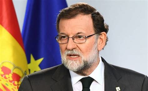 Rajoy propone sustituir al gobierno de Puigdemont y ...