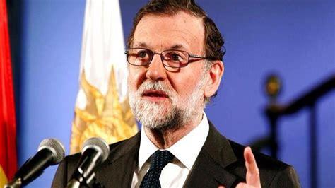 Rajoy, sobre la corrupción:
