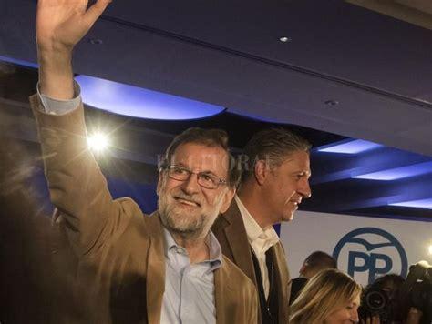 Rajoy vuelve a Cataluña y llama a la
