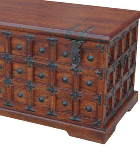 Rajputana Decorative Storage Trunk by Mudra Online ...